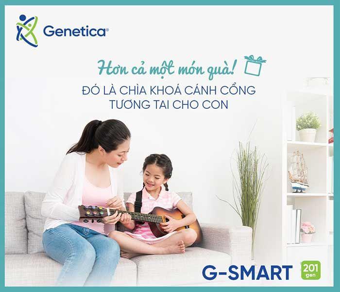 Công nghệ giải mã gen góp phần nhận biết EQ của trẻ