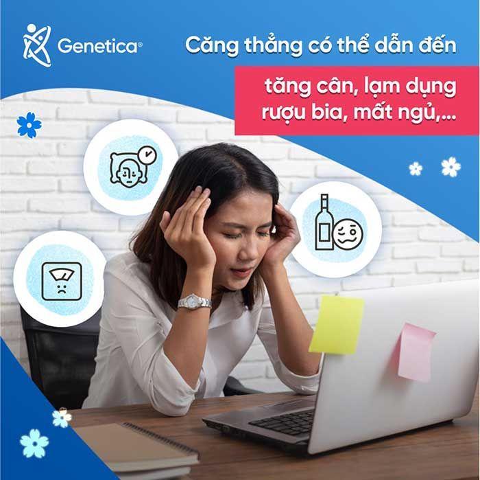 Gen có thể đóng vai trò quan trọng khi đối đầu với căng thẳng