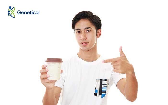 Gen liên quan đến độ chuyển hóa Caffeine như thế nào?