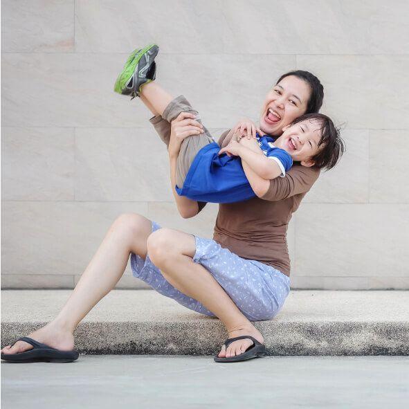 Tính Kỷ luật của con có phải do gen di truyền từ bố mẹ?