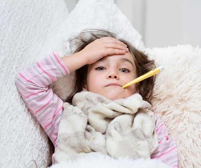 Cúm A ở trẻ nhỏ: Dấu hiệu, triệu chứng và nguyên nhân