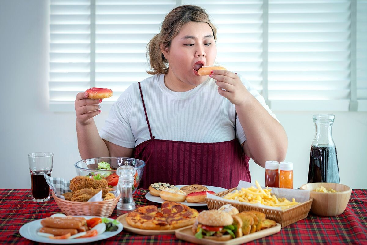 Đột biến trong gen thụ thể dopamine (FTO) tăng nguy cơ béo phì và tiểu đường