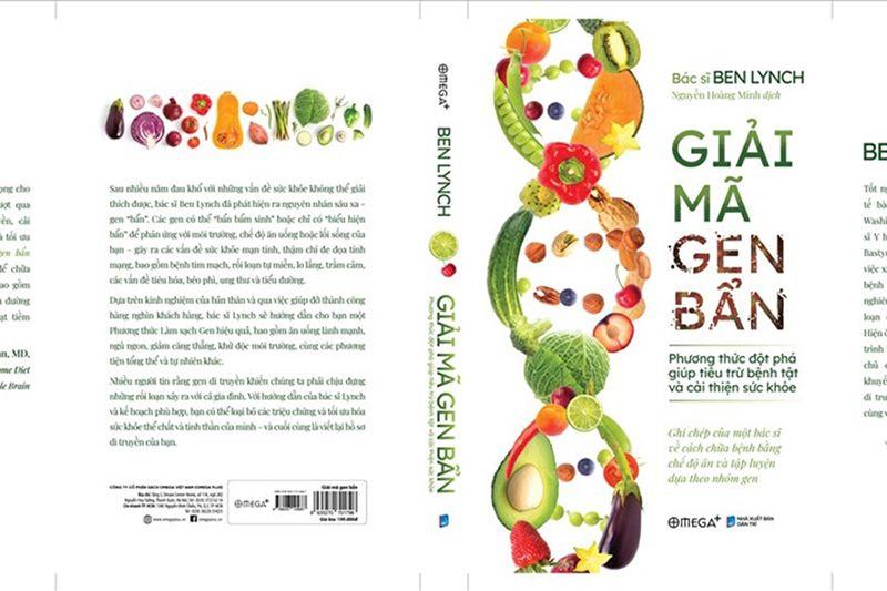 Chữa bệnh bằng chế độ ăn và luyện tập dựa theo nhóm gen