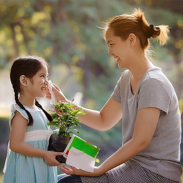 Bằng cách nào hệ gen giúp bạn trở thành người cha mẹ tốt?