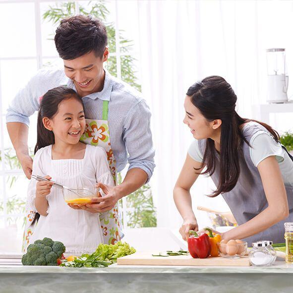 Dinh dưỡng và sự phát triển thể chất của trẻ