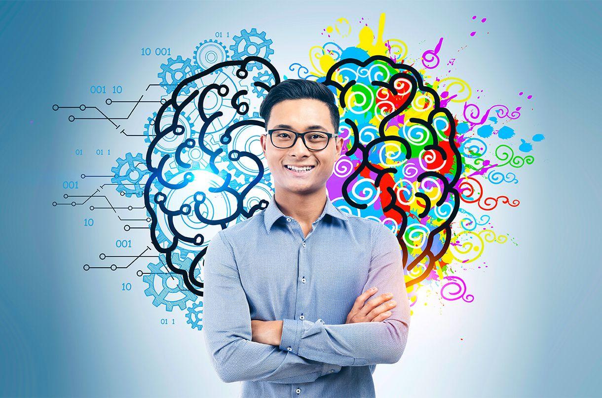 Não trái não phải có ảnh hưởng tới tính cách của một người?