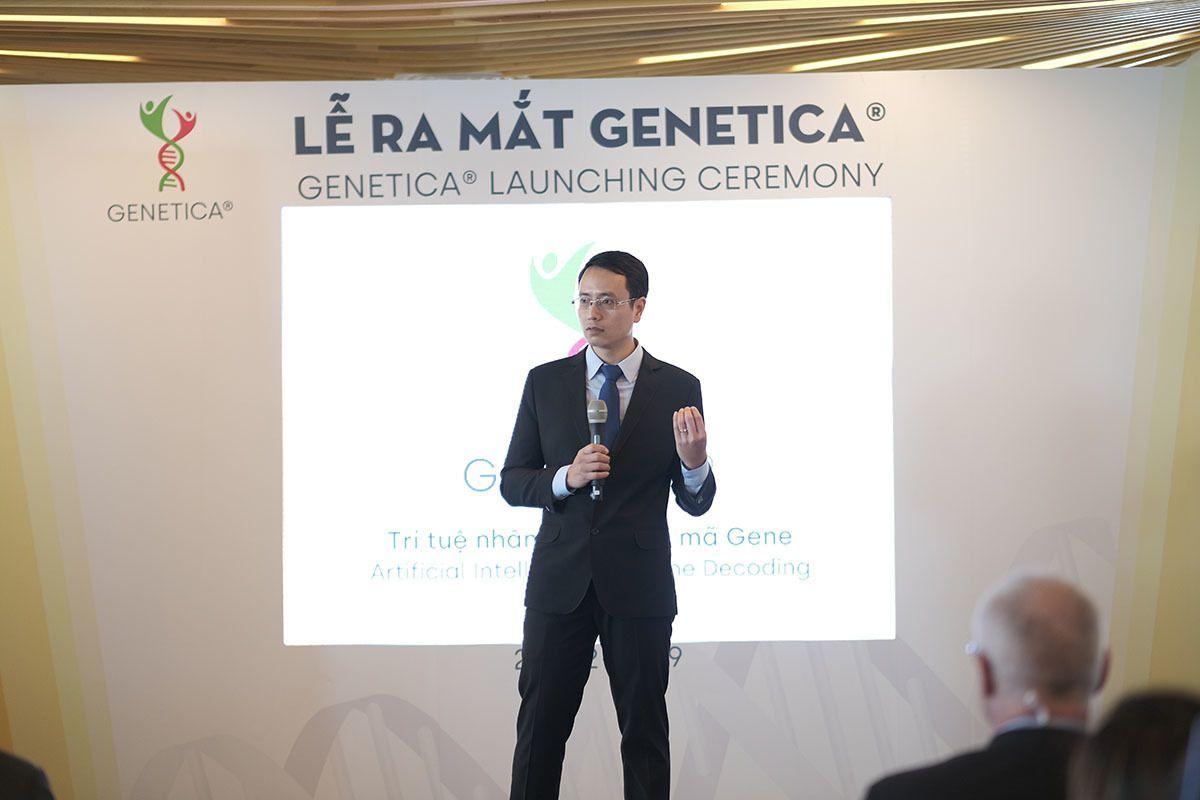 Công nghệ giải mã gene bằng AI có mặt tại Việt Nam