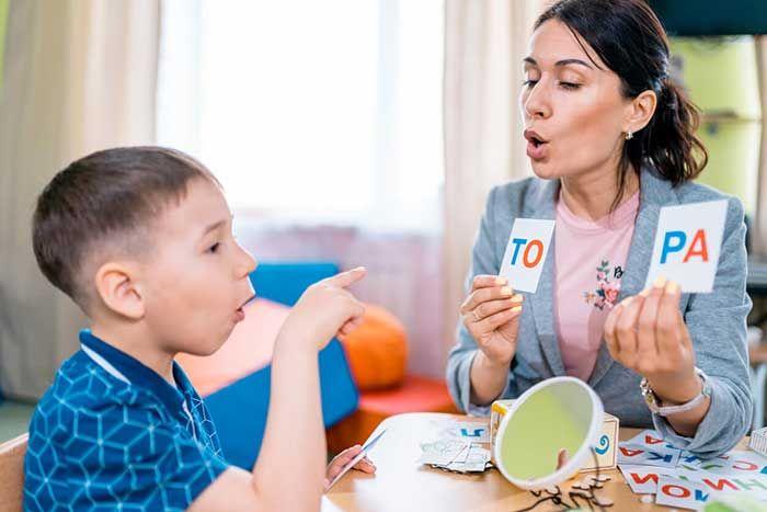 Ngôn ngữ và rối loạn ngôn ngữ ở trẻ em