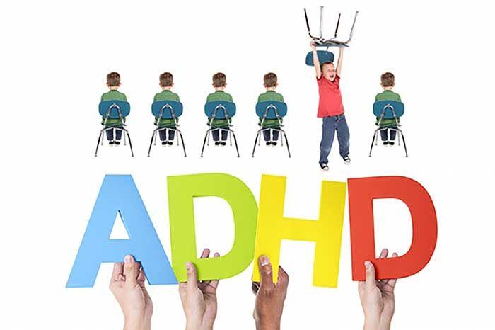 Rối loạn tăng động giảm chú ý (ADHD), căn bệnh thường gặp ở trẻ em